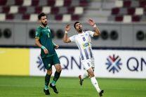 نتیجه بازی استقلال و الشرطه عراق/ تکلیف صعود به دیدار آخر کشیده شد