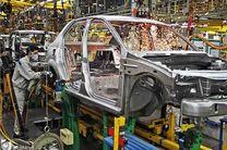 وضعیت تولید خودرو در ۱۱ ماهه امسال