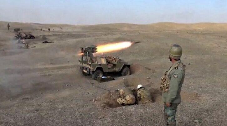 اظهارات امیر ایرانی درخصوص اقدامات انجام شده در رزمایش ذوالفقار ۹۹ ارتش