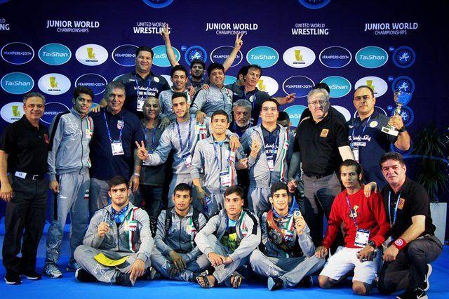 فراز و فرود فرنگی و آزادکاران جوان ایران در مسابقات جهانی