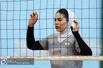 صعود تیم والیبال بانوان به جمع 8 تیم برتر آسیا