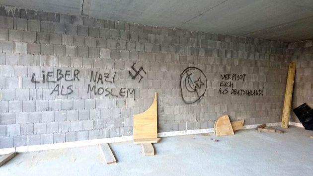 گروه های نژادپرست در آلمان به پناهجویان صدمه می زنند