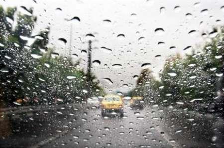 هوای اصفهان بارانی می شود