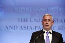 ماتیس: ایران یکی از پنج چالش اصلی آمریکا است