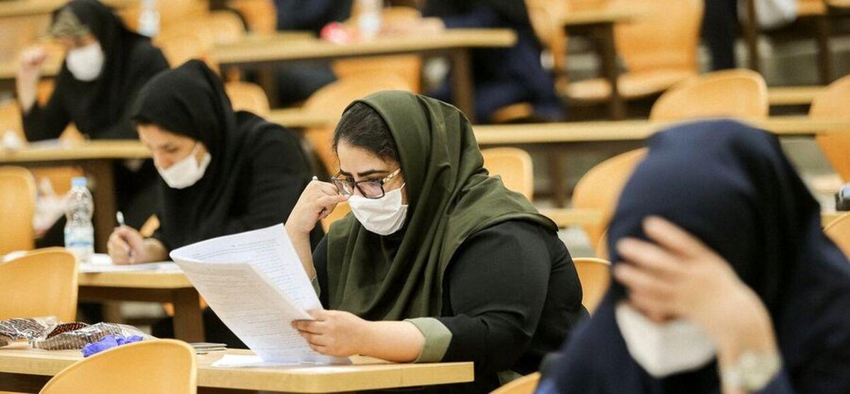 بیمارستان قائم (عج) مشهد به داوطلبان کرونایی کنکور اختصاص پیدا کرد