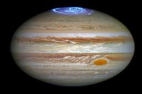 تصویر ناسا از شفق جدید اورانوس