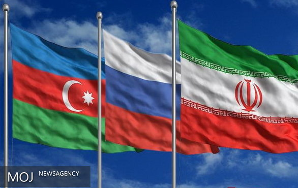 دیدار سه جانبه «روحانی»، «پوتین» و «علی اف» در باکو