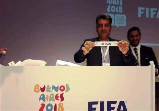 قرعهکشی رقابت های فوتسال المپیک جوانان ۲۰۱۸ – آرژانتین برگزار شد
