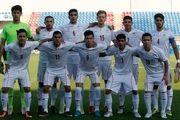 ترکیب تیم ملی ایران مقابل اردن مشخص شد