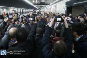 افتتاح ایستگاه مولوی در خط ۷ مترو