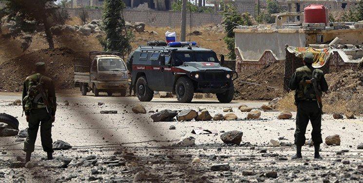 انفجار در مسیر نظامیان روسیه و ترکیه در سوریه