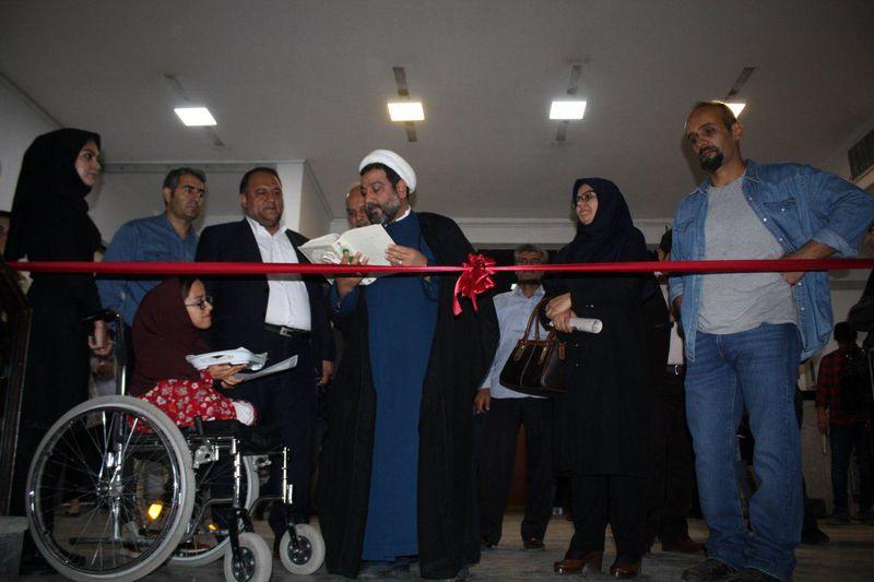 نمایشگاه هنر مفهومی در کرمانشاه افتتاح شد