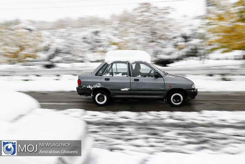 وضعیت ترافیکی بزرگراه های تهران در ۲۹ دی ماه مشخص شد
