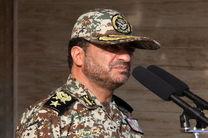 دشمن بداند ما از تقویت مولفههای قدرت نظامی و ملی کوتاه نخواهیم آمد