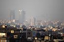 هوای تهران در آستانه ناسالم شدن است
