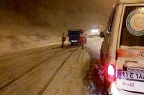 امدادرسانی به 210 نفر حادثه دیده در استان اردبیل