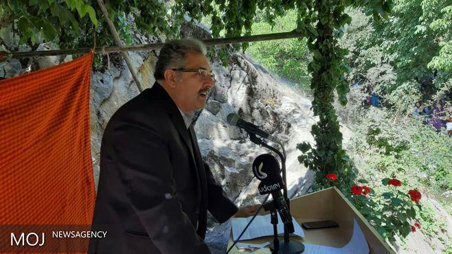 میانگین تولید توت فرنگی کردستان 15 تن در  هکتار  است
