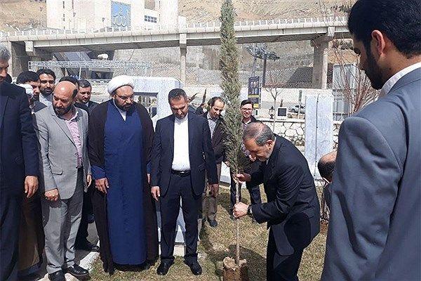 درختکاری ریشه در اعتقادات مسلمانان و ایرانیان دارد