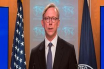 ادعای جدید برایان هوک در پاسخ به صحبت های رییس جمهوری