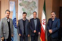 انعقاد تفاهم نامه همکاری بین اداره کل آموزش فنی وحرفه ای و کانون انجمن های صنفی کارگران ساختمانی استان کردستان
