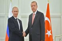محور مذاکرات پوتین و اردوغان چیست؟