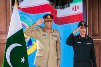 محورهای گفت و گوی فرمانده ارتش پاکستان با سرلشکر باقری مشخص شد
