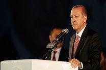 اردوغان از تحویل سامانه موشکی اس 400 به ترکیه در آینده نزدیک خبر داد