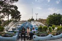 150 آبنمای شهر ایمنسازی و راهاندازی شد