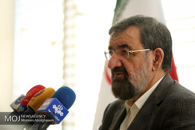 پیام تبریک محسن رضایی در پی انتصاب رئیس جدید قوه قضائیه