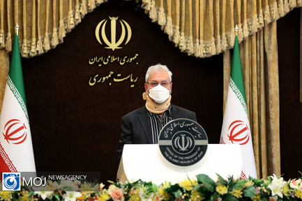 نشست خبری سخنگوی دولت - ۸ تیر ۱۴۰۰