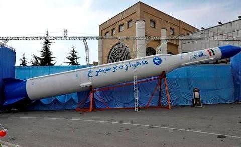 ادعای انگلیس، آلمان، فرانسه و آمریکا درباره پرتاب موشک ماهواره بر ایران