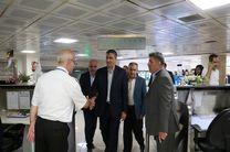 تسهیل گردش کار و ارتقای خدمات مسافری در فرودگاه مهرآباد