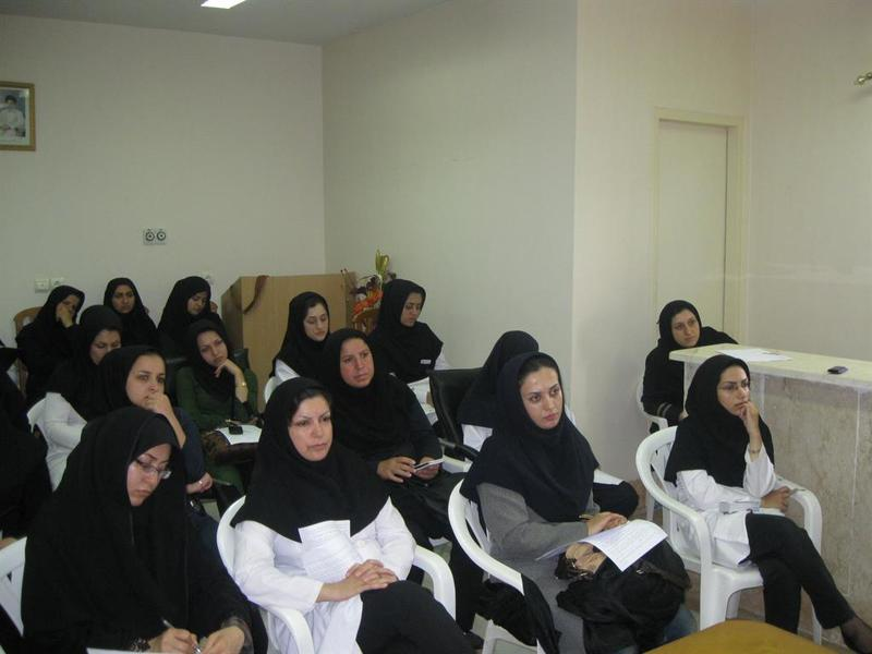 برگزاری کارگاه آموزشی پرستاران در حوزه انکولوژی