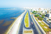 ورود پیمانکاران جدید به پروژه بلوار ساحلی شرق بندرعباس