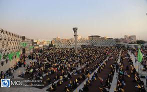 جشن عید بیعت ۱۴۰۰ در میدان امام حسین(ع) تهران
