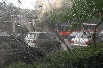 بارش باران در هشت استان کشور