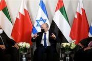 دیدار نخستوزیر رژیم صهیونیستی با مقامات امارات و بحرین