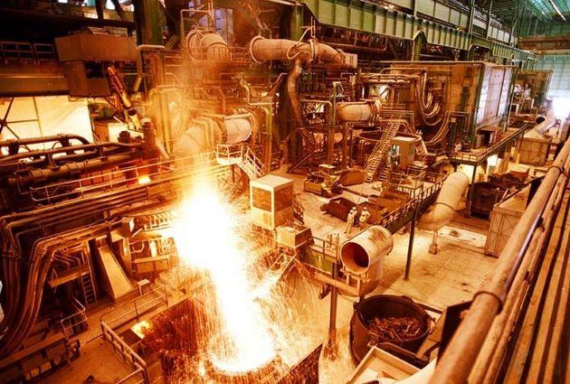 اهدای گواهینامۀ تحویل موقت پروژۀ ماشین ریخته گری شمارۀ ۵ فولاد مبارکه به شرکت شیان