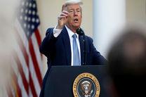 اظهارنظر جدید ترامپ در مورد قطع کمک مالی به سازمان بهداشت جهانی