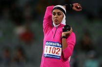 نتایج 60 متر با مانع پنجگانه/ سپیده توکلی رکورد پرش ارتفاع پنجگانه ایران را شکست