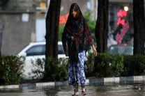 افزایش دما در هرمزگان/ رگبار پراکنده باران در برخی نقاط استان