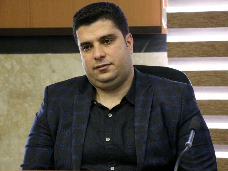 محمد نوروزیان رئیس جدید هیات ناشنوایان کرمانشاه شد