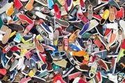 کشف انبار کفش خارجی قاچاق در اصفهان