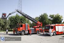 برای تأمین تجهیزات آتشنشانی قم نیازمند کمک مدیریت شهری هستیم