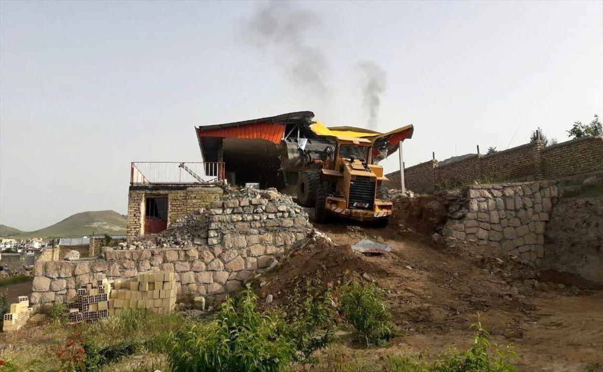 آزادسازی ۵۰ هزار متر مربع از اراضی زراعی در فیروزکوه