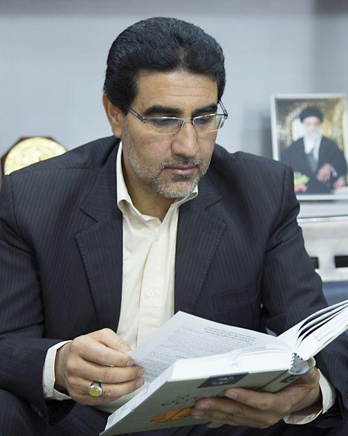 تقدیر از اداره کل ثبت اسناد واملاک استان کرمان در همایش مدیران سازمان