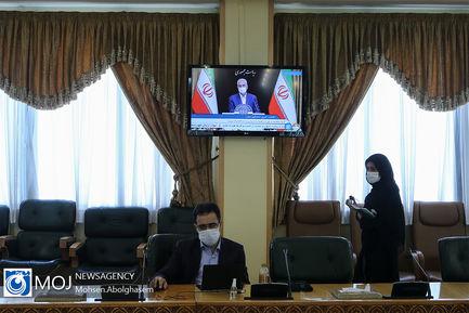 نشست خبری سخنگوی دولت -  ۱۷ تیر ۱۳۹۹