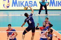 ساعت بازی والیبال ایران و صربستان مشخص شد