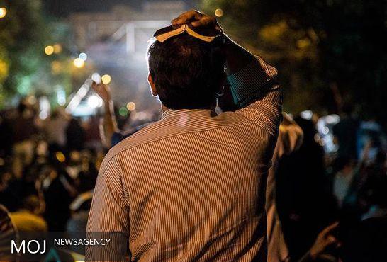 آیین شبهای قدر در باغ هنر خانه هنرمندان ایران برگزار می شود + تصاویر
