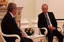 باخ به پوتین برای موفقیت در برگزاری جام جهانی تبریک گفت